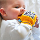 Gummee Glove Baby Teething Mitten Water Filled Teether Ring Toy