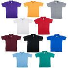 New School Uniform Polo Shirt Top Gym T-Shirt Pack of 2 Sizes 20-48