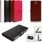 1PCS New Leather Wallet Pouch Flip Case Cover For Oneplus One Classic Tide