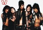 BLACK VEIL BRIDES Set The World On Fire PHOTO Print POSTER Shirt Andy Biersack 1
