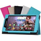 "Brand Fashion Leather Case Stand Cover Skin For 7"" Lenovo Tab 2 A7-10F Tablet PC"