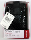 Mundi Skinny Mini Sequin Mesh Gadget Wallet Case Cards Currency ID Holder
