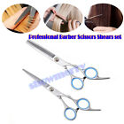 Barber Scissors Professional Hairdresser Salon Haircut Thinning Clippers Shears