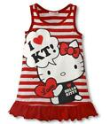 Hello Kitty Dress Skirt Shirt Costume Princess, Girls, Kids, Toddlers, Baby 2T-6