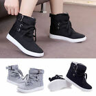 Hot Fashion Womens Casual High Top Sport Sneakers Athletic Running Shoes