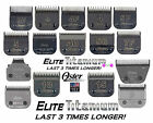 OSTER A5 ELITE TITANIUM CryogenX Blade*FitMost Andis,Wahl Clipper*LAST 3X LONGER