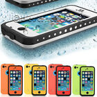 Premium Waterproof Shockproof Dirt Snow Proof Durable Case Cover For iPhone 5C