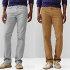 GAP Mens 1969 Cord Corduroy Pants Straight Fit Leg Low Rise Trousers Jeans Style