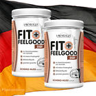 2 x 430g (17,21 €/kg) Layenberger Fit+Feelgood Schlank-Diät Shake / Protein