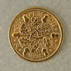 24ct Gold Plated Lucky Sixpence Coins 1921 - 1946