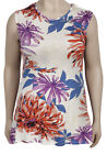 New With Tags Max Floral Print Sleeveless Summer Top Plus Size 18 20 22 & 26