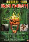 IRON MAIDEN Virus PHOTO Print POSTER No Prayer For The DyinPaul Di'Anno 023