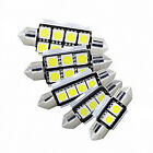 5x(31-41)mm (2-8)SMD 5050 Dome Festoon CANBUS Error Car LED Radiating Light