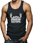 Best Buckin' Dad Ever - Father's Day Hunting Men's Tank Top T-shirt
