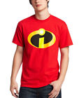 The Incredibles Movie Symbol Logo Adult T-Shirt