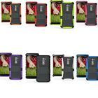 For LG Optimus G2 D802 Hybrid Impact Armor Rugged Hard Case Cover New Tide