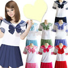 First-rate Girl Japanese School Uniform Dress Cosplay Costume Anime Surcoat BDAU