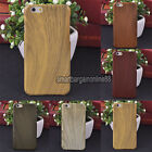 "Vintage Imitated Wooden Wood Pattern Case Cover For iPhone 6 4.7"" / 6 Plus 5.5"""