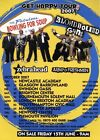 BOWLING FOR SOUP / BLOODHOUND GANG Get Happy 2007 UK Tour PHOTO Print POSTER 001