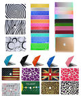 "Rubberized Hard Case Shell&Free Keyboard Cover for Mac Pro 13/15"" Air 11/13""inch"