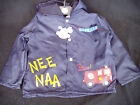 NEW JOB LOTS 5 OR 6 FIRE ENGINE BABY BOYS FLEECE LINED RAINCOATS BLUE NAVY
