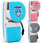 1Pc Portable Mini USB Handy Handheld Air Conditioning Cooling Fan Cooler+ Bottle