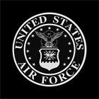 US Air Force Seal Vinyl Decal Sticker Window Wall Car