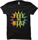 Feel The Heat - Summer Sun Beach Party Womens T-shirt