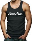 Best Man - Wedding Party Marriage Groom Men's Tank Top T-shirt