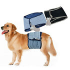 Male Pet Dog Belly Wrap Band Diaper Nappy Pants Puppy Sanitary Underpants XS-XL