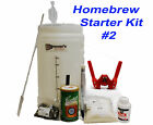 Home Brewing Starter kit#2 ,Make Beer/Cider/Ginger at home with Emily Capper