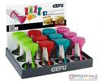 NEW GEFU SPIRELLI COLOUR Veggie Vegetable Twister Spiral Cutter Julienne 4 COLOU