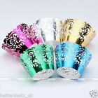 12pcs Flower Liner Lace Decorating Cupcake Wrappers Cases Birthday Party Wedding