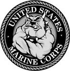 US Marine Corps #2 Military Vinyl Decal Sticker Window Wall Car