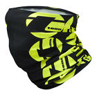 Tenn-Outdoors Unisex Snood - Black/Hi-Viz Yellow