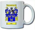 STEELE (SCOTTISH) COAT OF ARMS COFFEE MUG
