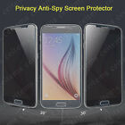 Privacy Anti-Spy LCD Screen Protector Film for Galaxy S3 S4 S5 S6 Note 2 3 4