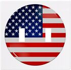 American FLAG Wallplate Wall Plate Decorative Light Switch Plate Cover