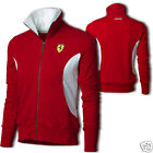 Ferrari Woman Zipper Sweatshirt
