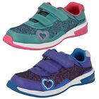 Cica by Clarks Girls Trainers Piper Ace