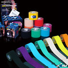 Genuine ARES TAPE Kinesiology Elastic Sports Tape PRO - Pain Relief - Support KT <br/> ✔️ PREMIUM QUALITY ✔️ 5100+ SOLD ✔️ PRE-CUT or UNCUT