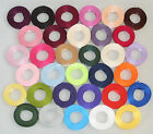 Best Quality Cut Lengths Double Sided Satin Ribbon 3mm 6mm 10mm 15mm 25mm 38mm