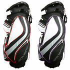 2015 ASTON MARTIN S GOLF MENS DELUXE WATERPROOF CART BAG - CARRY TROLLEY NEW