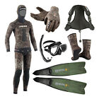 CRESSI Package Tecnica New Tracina Wetsuit Camu 5mm 05CH