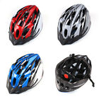 17/18 Vent Hole Unisex Adult Safety Helmet Adjustable Sport Bicycle Bike Cycling