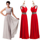 Long Prom Dresses Bridesmaid Wedding Cocktail Evening Party Dress Size 6 8 10-20
