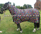 !! Rainbow Lightweight Turnout Rug Combo No Fill All Sizes !!
