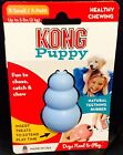 Kong Puppy Classic Treat Toy xs small medium large Original rubber BLUE NEW