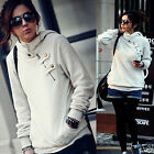 Women Fashion Hoodie Sweatshirt Casual Hooded Coat Pullover Pullover Tops