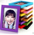"Hot  5""-10""  Wall Hanging Wood Photo Frame For Pictures Dsiplay Home Decor Gift"